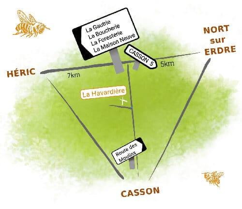 miel-casson-nord-nantes-erdre